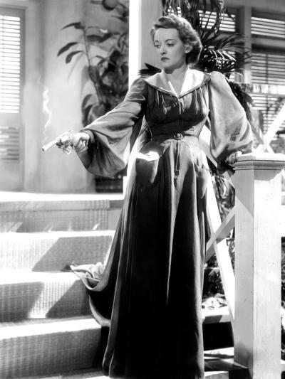 The Letter, Bette Davis, 1940--Photo
