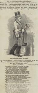 The Letter-Carrier's Last Knell