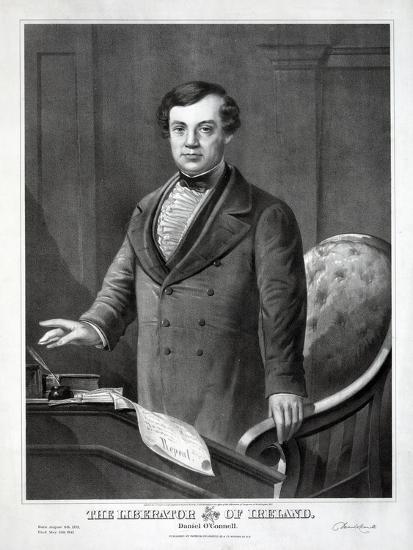 The Liberator of Ireland, 1873--Giclee Print