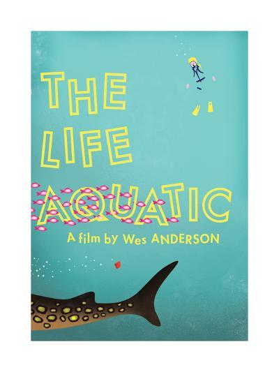 The Life Aquatic-Chris Wharton-Art Print