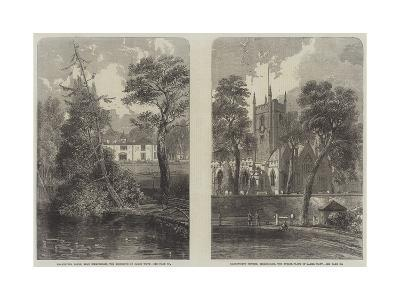 The Life of James Watt--Giclee Print