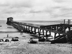 The Lifeboat Station at Bembridge, Isle of Wight, England