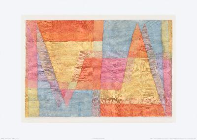 The Light and the Shade, c.1935-Paul Klee-Art Print