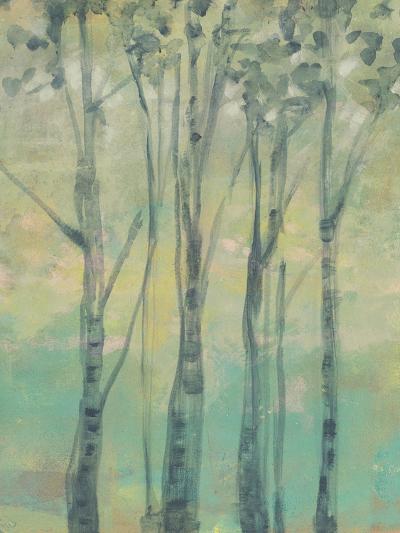 The Light in the Trees II-Jennifer Goldberger-Art Print
