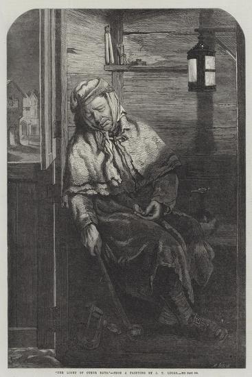 The Light of Other Days-John Templeton Lucas-Giclee Print