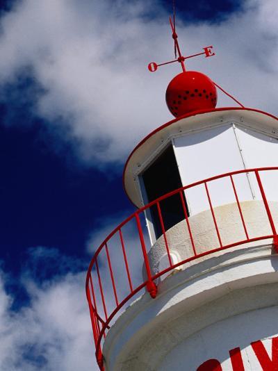 The Lighthouse at Concarneau, Concarneau, Brittany, France-Jean-Bernard Carillet-Photographic Print