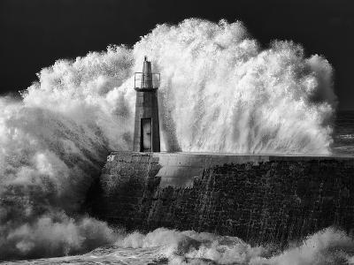 The Lighthouse-Alejandro Garcia Bernardo-Photographic Print