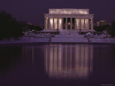 The Lincoln Memorial, Washington, D.C.-Sam Abell-Photographic Print