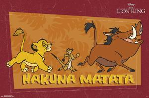 The Lion King 1994 - Hakuna Matata