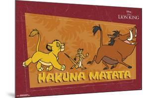 The Lion King 1994 - Hakuna Matata