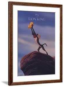 The Lion King 1994 - Pride Rock