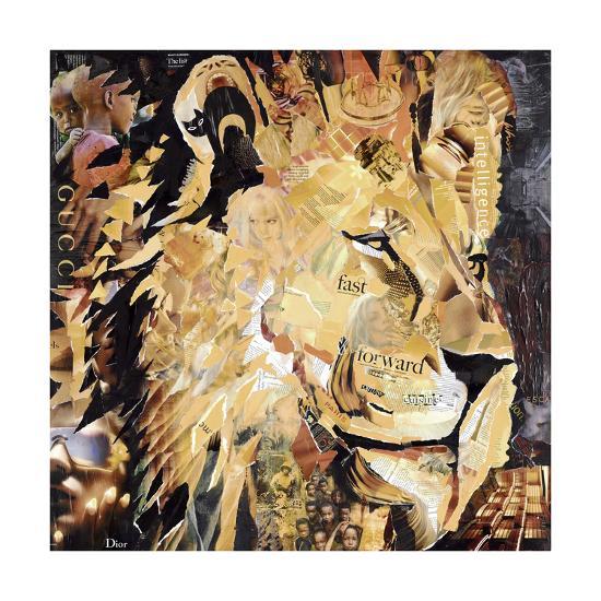 The Lion-James Grey-Giclee Print