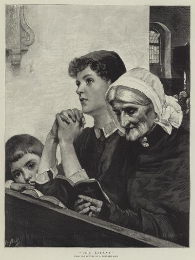The Litany--Giclee Print