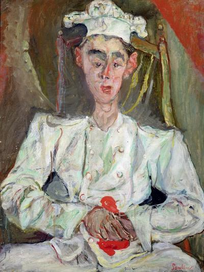 The Little Pastry Cook, 1922-Chaim Soutine-Giclee Print