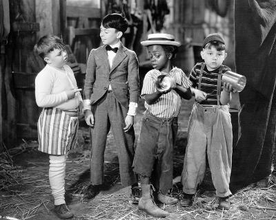 The Little Rascals--Photo
