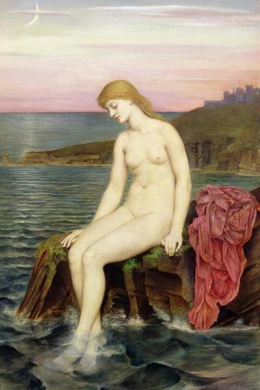 The Little Sea Maid-Evelyn De Morgan-Giclee Print