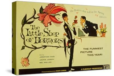 The Little Shop of Horrors, 1960