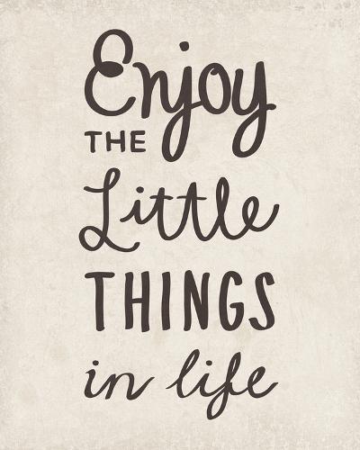 The Little Things-Clara Wells-Giclee Print