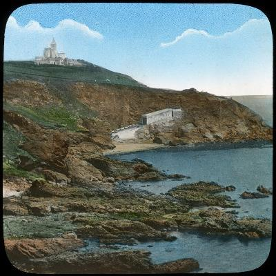 The Lizard Lighthouse, Cornwall, Late 19th or Early 20th Century--Giclee Print