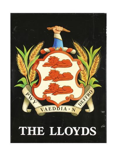 The LLoyds-Marcus Jules-Giclee Print