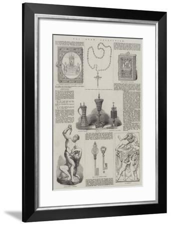 The Loan Collection--Framed Giclee Print