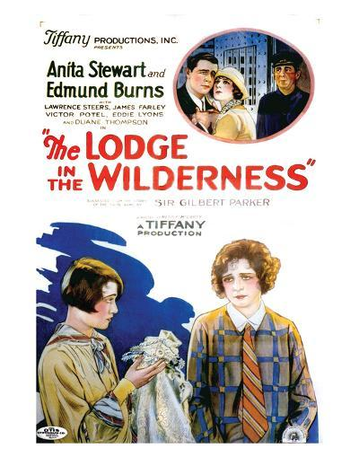The Lodge In The Wilderness - 1926 II--Giclee Print