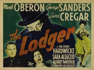 The Lodger, 1944--Art Print