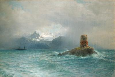 The Lofoten Islands, 1895-Lev Felixovich Lagorio-Giclee Print