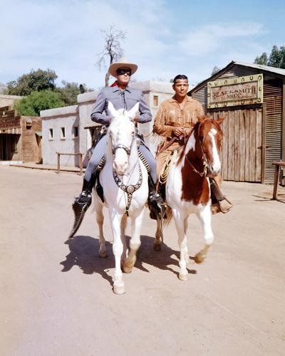The Lone Ranger (1949)--Photo