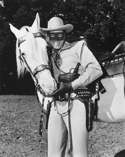 The Lone Ranger--Photo