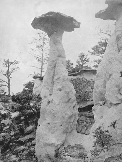 'The Lone Rocks', 19th century-Unknown-Photographic Print