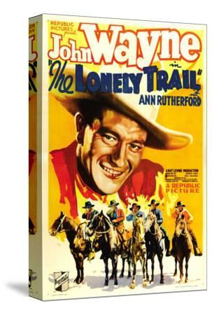 The Lonely Trail, John Wayne, 1936