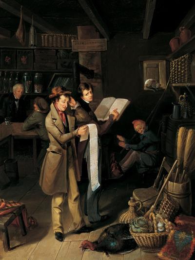 The Long Bill, 1760-James Henry Beard-Giclee Print