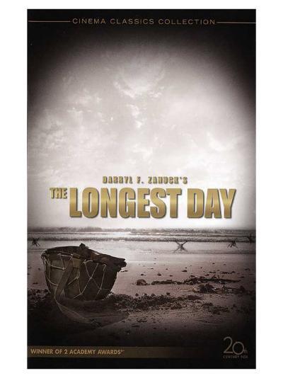 The Longest Day, 1962--Art Print
