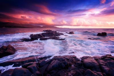 The Longest Wave-Philippe Sainte-Laudy-Photographic Print