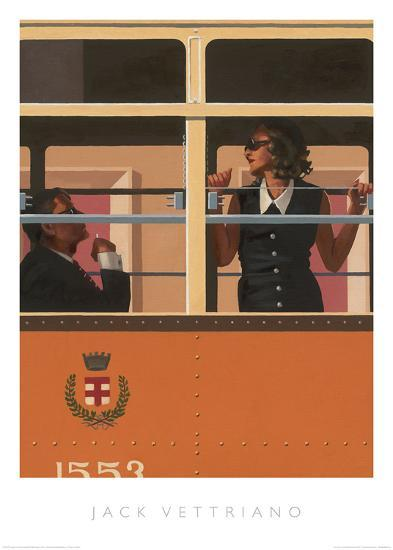 The Look of Love-Jack Vettriano-Art Print