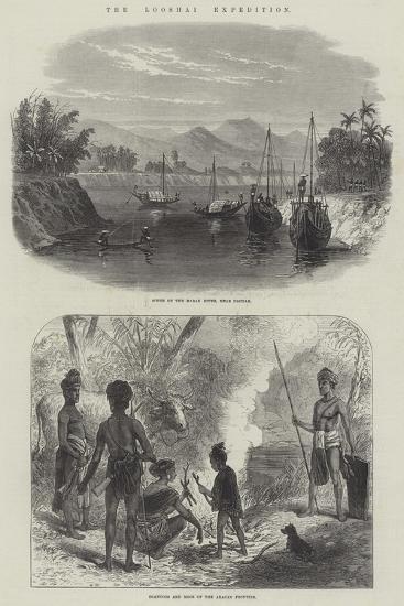 The Looshai Expedition--Giclee Print