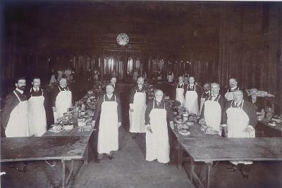 The Lord Mayor's Dinner at Guildhall, London, C1900--Photographic Print
