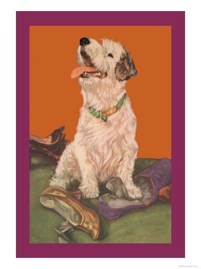 The Lost Slipper-Diana Thorne-Art Print