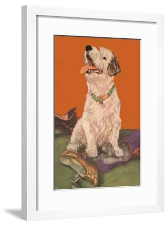 The Lost Slipper-Diana Thorne-Framed Art Print