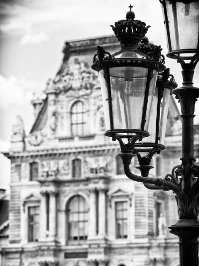 The Louvre Museum, Paris, France-Philippe Hugonnard-Photographic Print