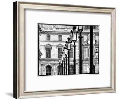 The Louvre Museum, Paris, France-Philippe Hugonnard-Framed Photographic Print