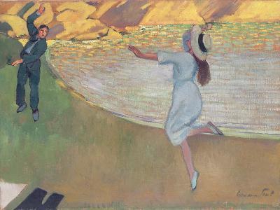 The Lovers, c.1900- Hermann-Paul-Giclee Print
