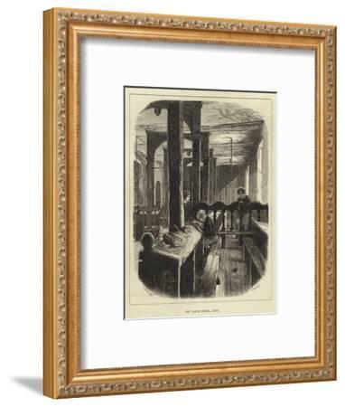 The Lower School, Eton--Framed Giclee Print