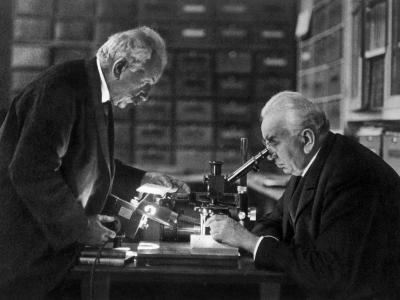 The Lumiere Brothers, Louis Jean Lumiere, Auguste Lumiere--Photo