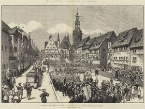 The Luther Celebration in Germany