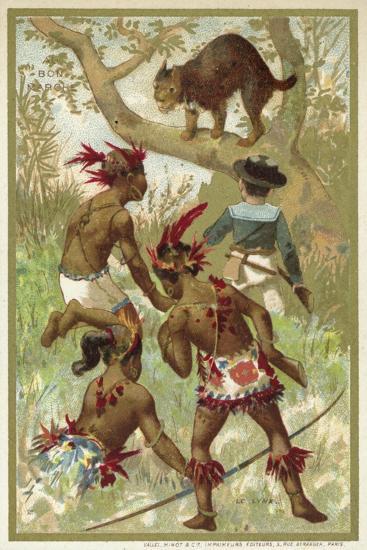 The Lynx--Giclee Print