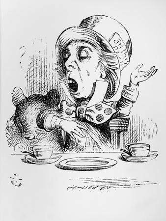 Alices Adventures in Wonderland by Lewis Carroll (Illustrated)