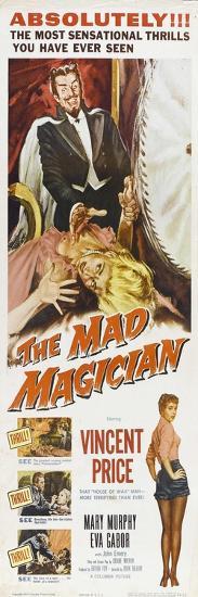 The Mad Magician, 1954--Art Print