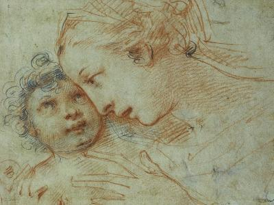 The Madonna and Child-Carlo Francesco Nuvolone-Giclee Print